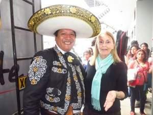 Mariachis en San Juan de Miraflores