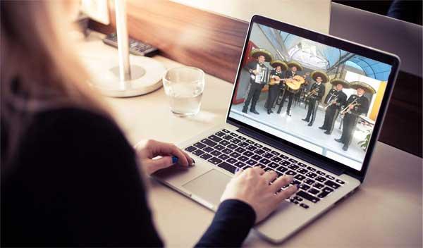 Serenatas virtuales personalizadas: mariachis online